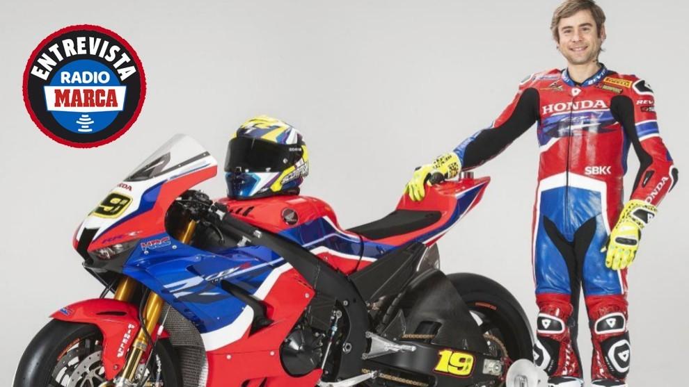 """Álvaro Bautista: """"Si tengo que ayudar en Moto GP, encantadísimo"""""""