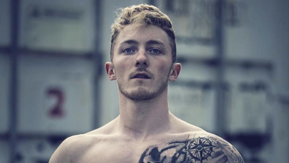 Nile Wilson, gimnasta británico medallista olímpico