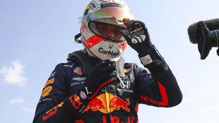 Vertappen, ganador en Silverstone