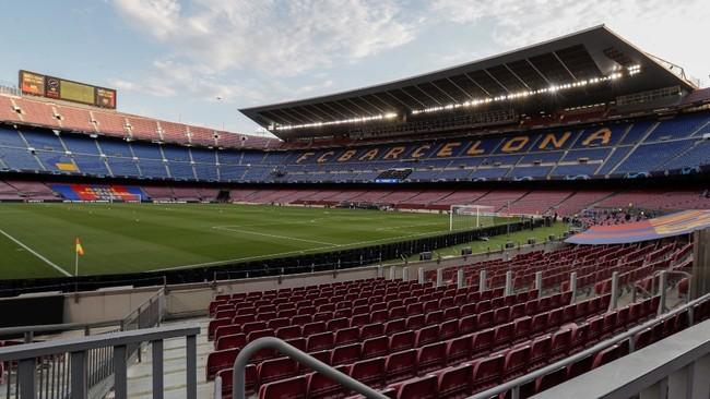 Un jugador del Barça da positivo... pero no tiene contacto con el equipo
