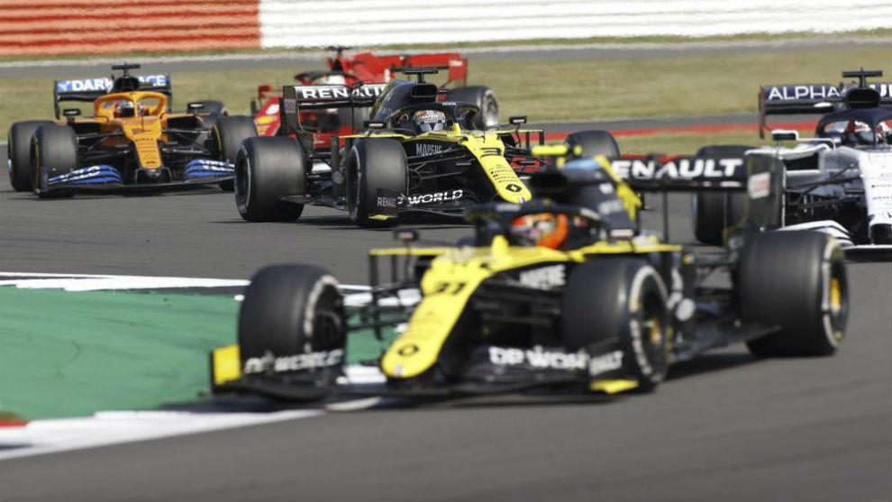 Horario y dónde ver online el Gran Premio de España 2020 de Fórmula...