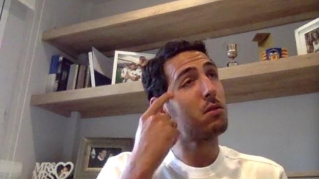 """Parejo: """"Busqué una fórmula para continuar en el Valencia, pero no..."""