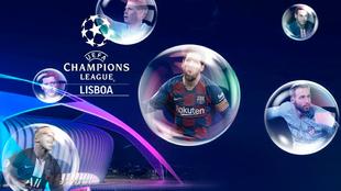 El desafío de 'La burbuja de Lisboa'