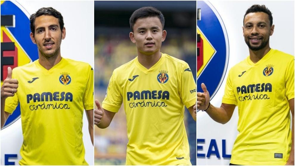 Villarreal's busy week of transfer business