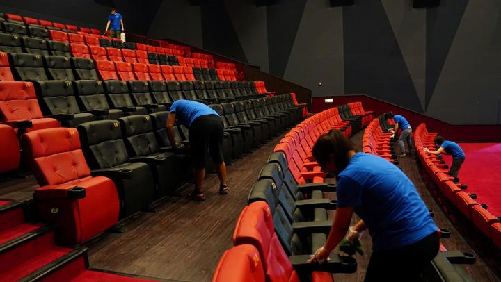 Reapertura de Cines: ¿Qué salas de cine están abiertas en CDMX y qué otras  actividades regresan esta semana? | MARCA Claro México