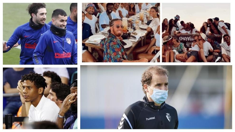 Coronavirus outbreaks impact LaLiga Santander