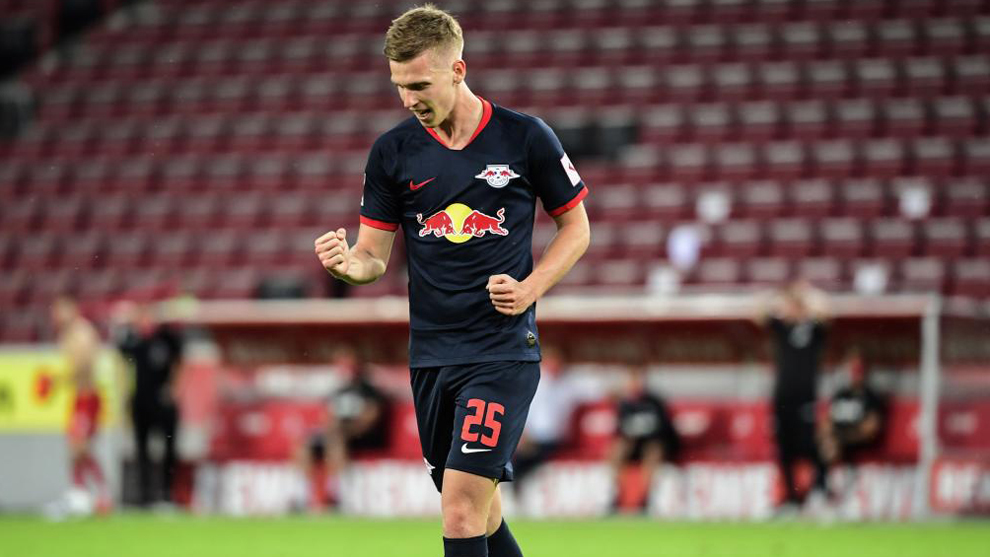 Rb Leipzig Vs Atletico Madrid Dani Olmo Is A Luxury For Rb Leipzig Marca In English