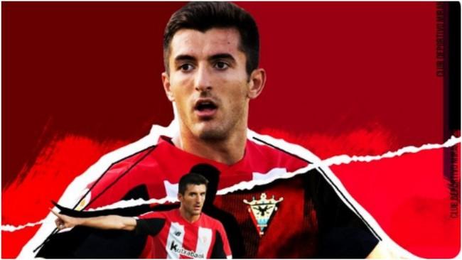 El Mirandés incorpora a Daniel Vivian, cedido por el Athletic