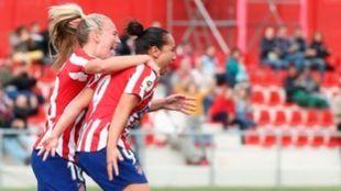 El Atlético femenino prepara la Champions con dos positivos en la...