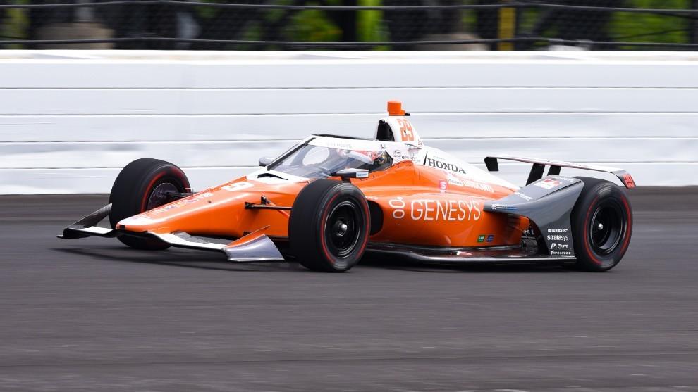 James Hinchcliffe Indy 500 2020