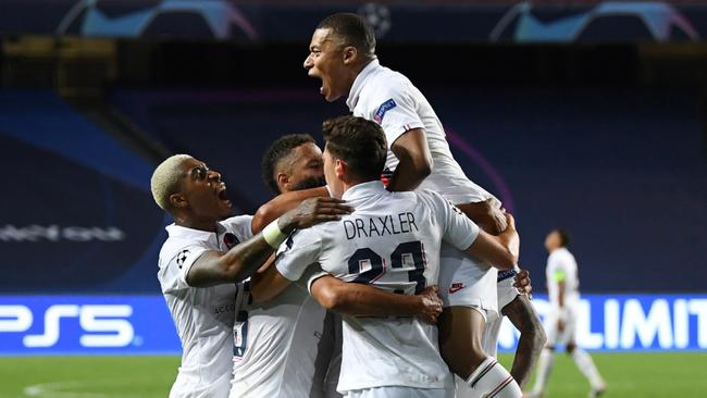 El PSG pone fin al sueño de las semifinales del Atalanta