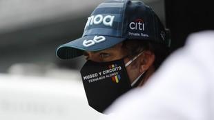 Debut para soñar; Fernando Alonso, quinto; Álex Palou, octavo