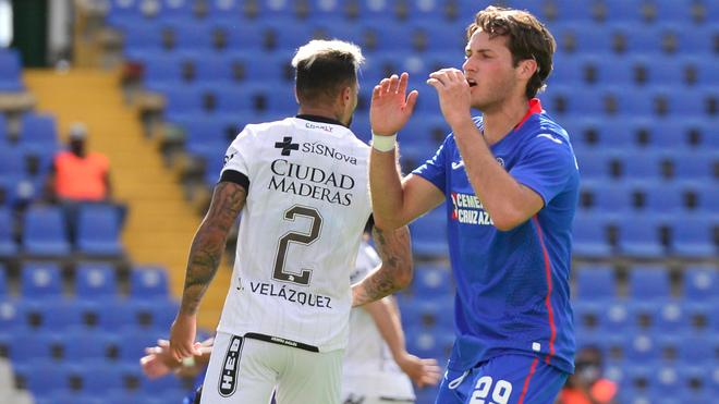 Cruz Azul pierde el invicto ante Querétaro en la jornada 4 del Guard1anes 2020