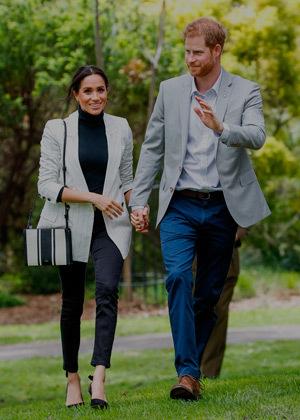 Enrique y Meghan adquieren una casa de 14,6 millones