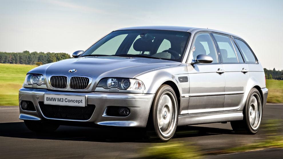Así era el BMW M3 Touring Concept de hace 20 años.