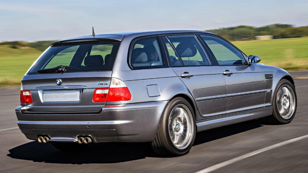 El BMW M3 Touring Concept de hace 20 años se quedó en un prototipo.