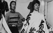 Muere el japonés Kansai Yamamoto, diseñador de David Bowie