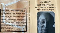 Muere Robert Ryland, el primer tenista negro profesional