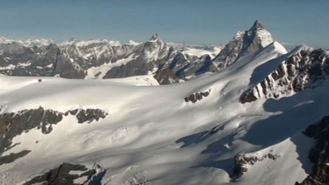 Los Alpes italianos.