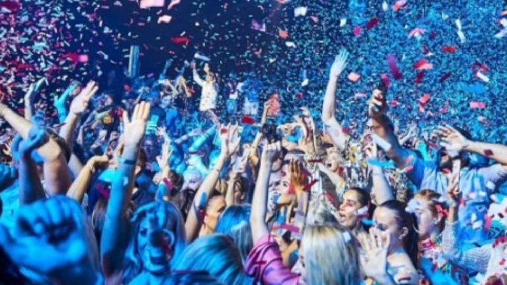 Fiestas y grandes concentraciones están siendo grandes focos de...