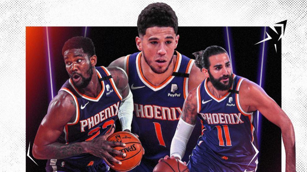 La racha final (8-0) de los Suns, la más larga de la historia de un equipo fuera de playoffs