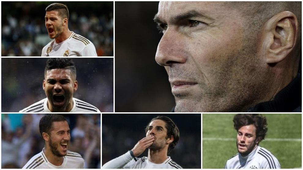 Cinq problèmes que le Real Madrid doit résoudre sans signature