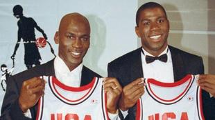Ganaron medalla de oro en los Juegos Olímpicos de Barcelona 1992