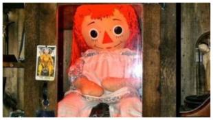La muñeca Annabelle desaparece misteriosamente del museo Warren