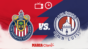 Chivas vs San Luis en duelo de la jornada 5 del Torneo Apeertura 2020
