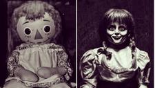 Annabelle desapareció del Museo Paranormal del matrimonio Warren.