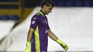 Nahuel Guzmán, baja de Tigres