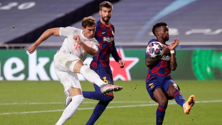 Jordi Alba evita el sexto del Bayern