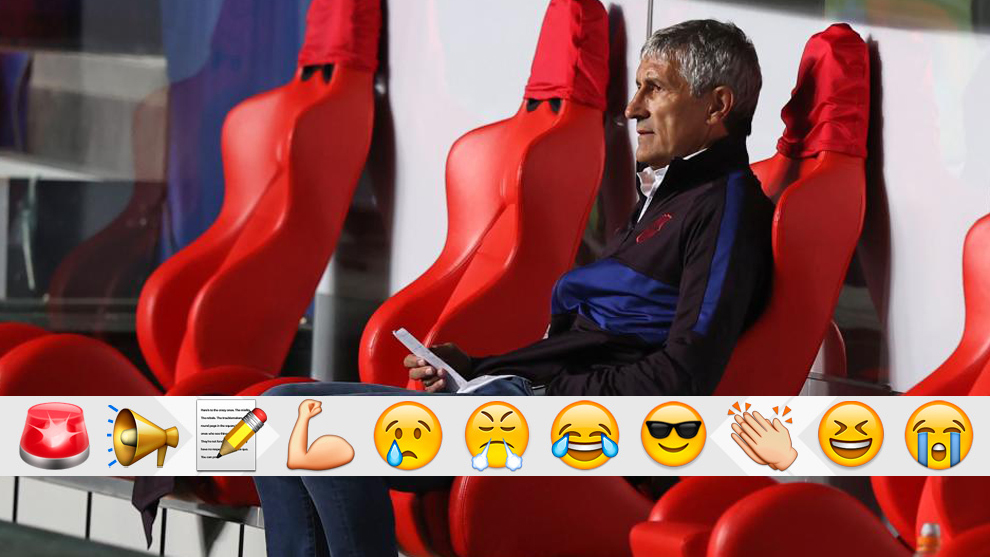 Farewell Setien, but he can't be the only one to leave