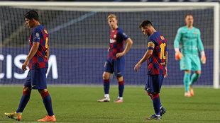 Desastre histórico de todos: de Ter Stegen a Messi