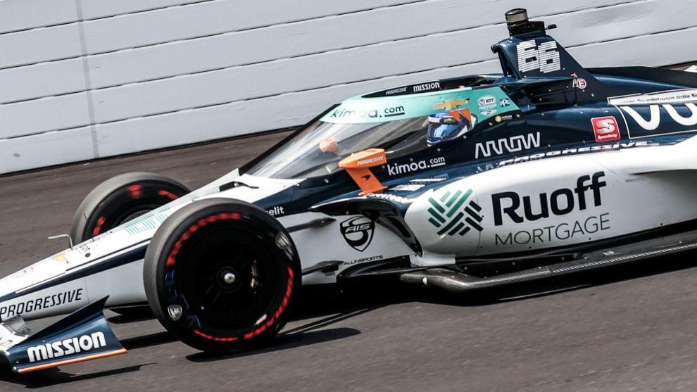 Alonso, en el Fast Friday