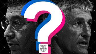 Macroencuesta del Barça: culpables, Setién, Bartomeu, el futuro de la plantilla...