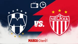 Monterrey vs Necaxa: Horario y dónde ver