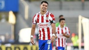 Jesús Molina está en duda para el juego ante San luis.