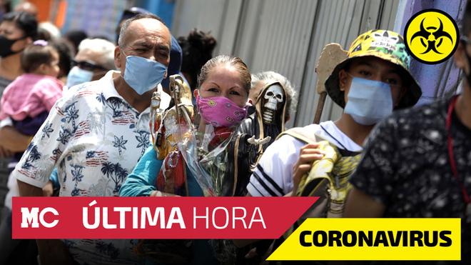 Últimas noticias, casos confirmados y decesos por coronavirus en...