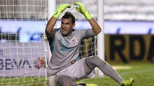 Nahuel Guzmán, pieza clave de Tigres.