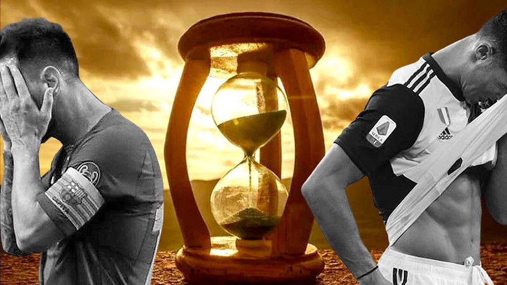 Cristiano Ronaldo y Leo Messi o el adiós a una era en Champions: no estarán en semifinales 15 años después