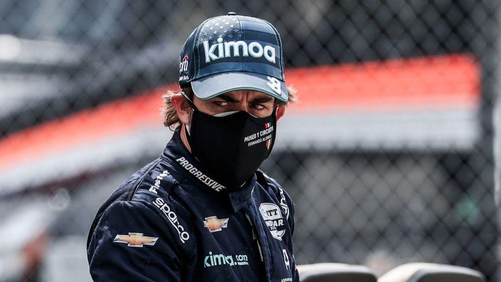 Alonso se juega hoy estar el domingo e la lucha por la pole.