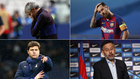 Setién, Messi, Pochettino y Bartomeu