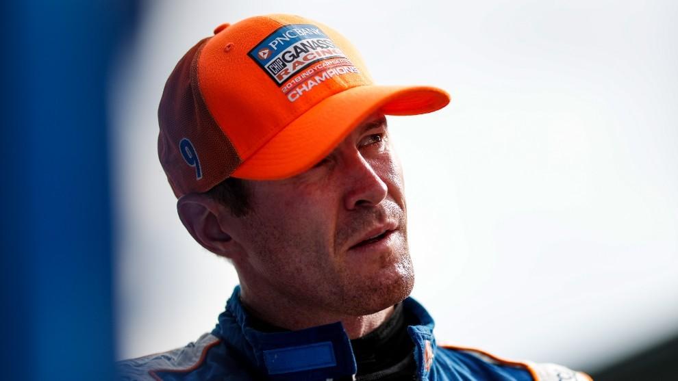 Scott Dixon Indy 500 2020
