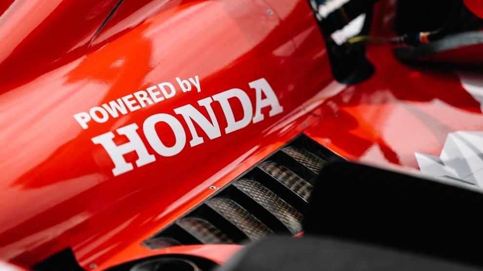 Los motores Honda han brillado en la simulación de clasificación.