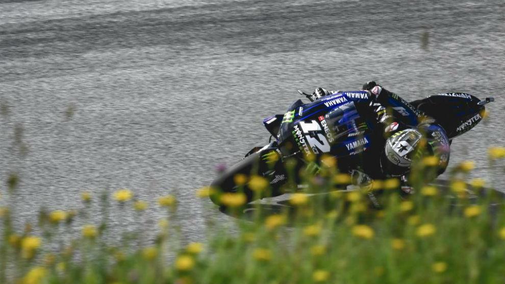 El español Maverick Viñales quiere que llegue su momento — Moto GP