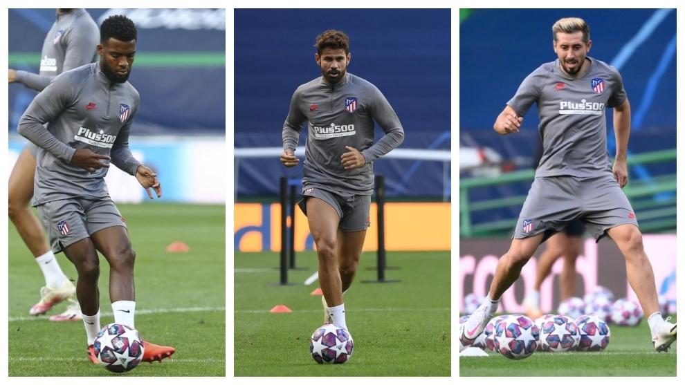 Herrera, Lemar y Diego Costa, los señalados