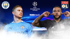 Manchester City vs Lyon