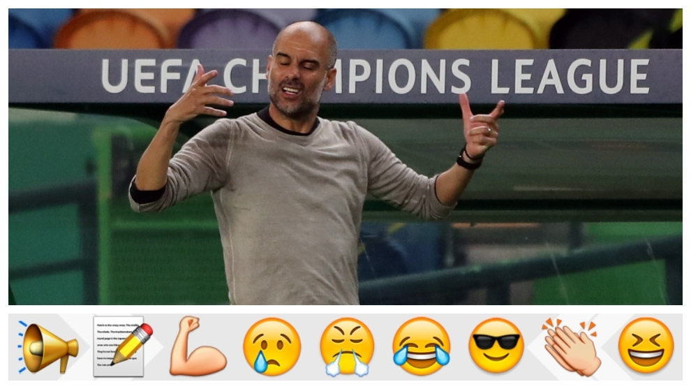 What has Guardiola got to do to win the Champions League?
