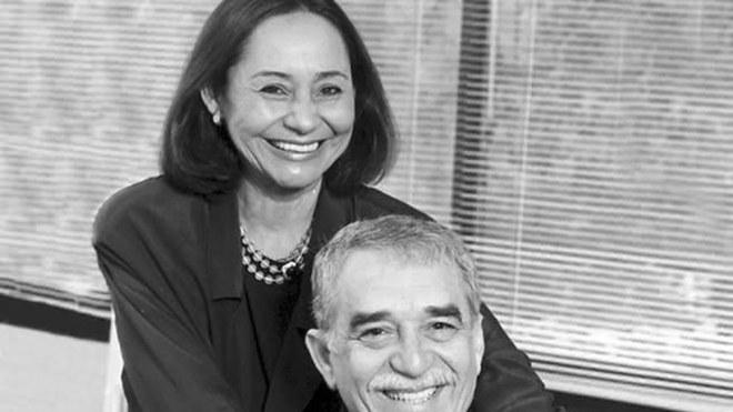 Muere Mercedes Barcha, viuda del escritor Gabriel García Márquez